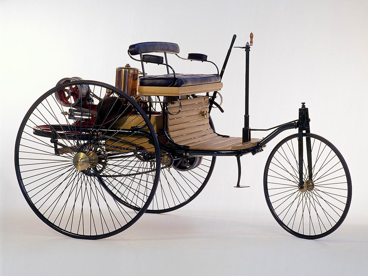первое авто