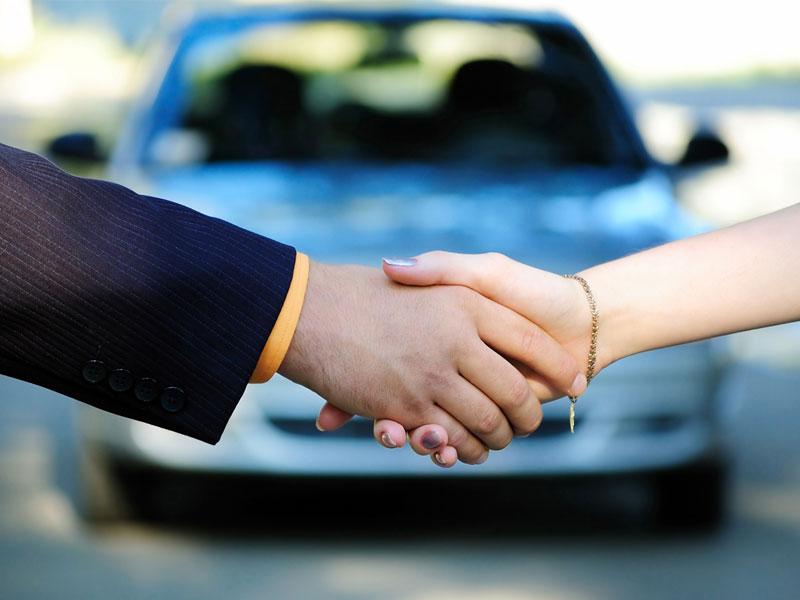 покупка автомобиля 1