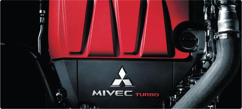 Двигатель с двойным турбонаддувом и системой MIVEC