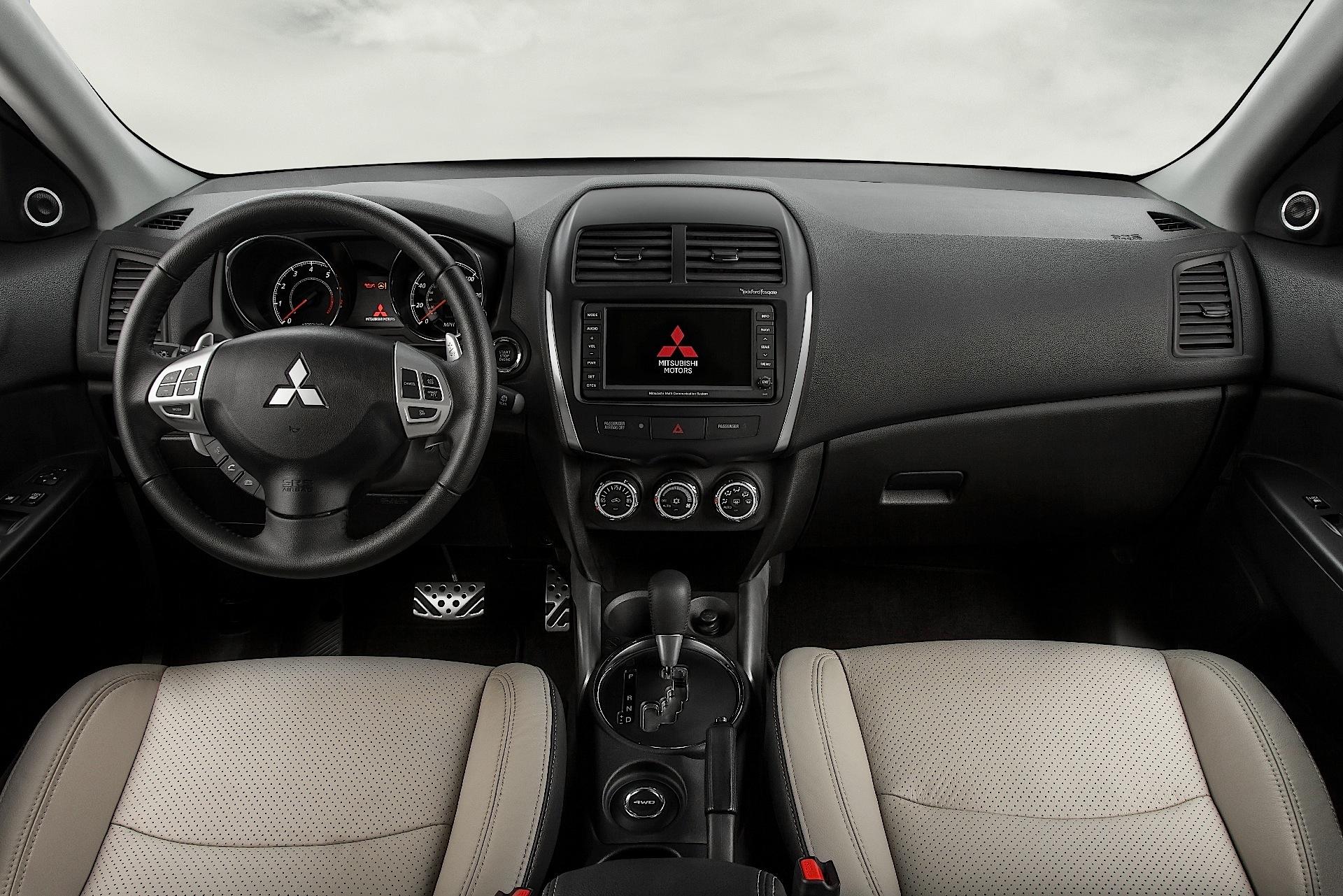 2013 Mitsubishi Outlander Sport Limited Edition