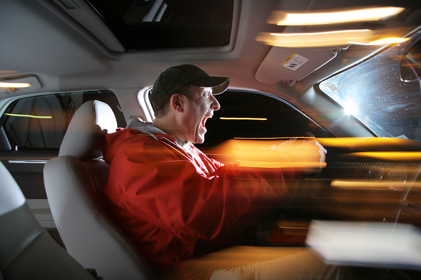 психология вождения
