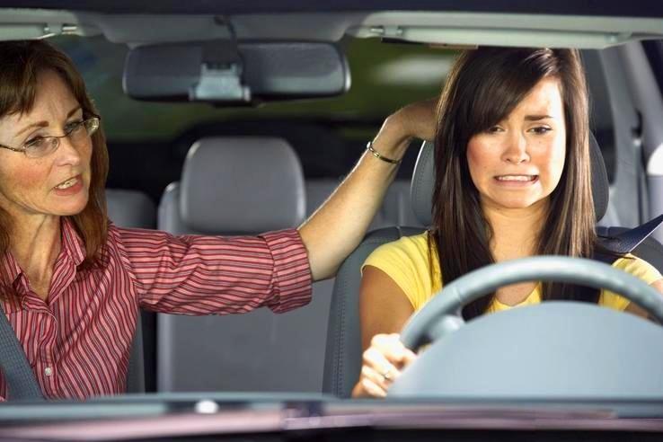 боязнь водить