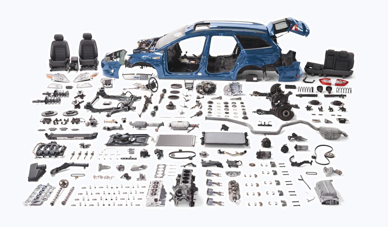 детали автомобиля