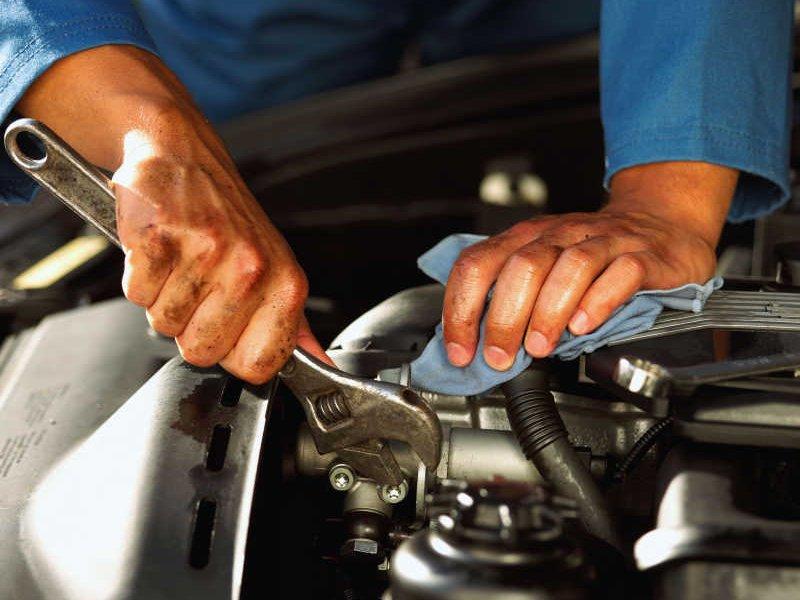 Техническое обслуживание и ремонт