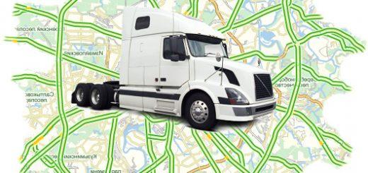 Пропуск грузовиков в Москву
