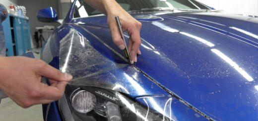 Для чего нужна на автомобиль защитный пленка?