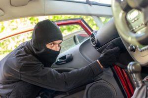 Защитите машину от воров