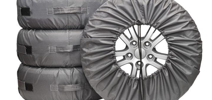 чехлы для хранения и перевозки колес