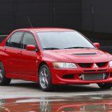 Mitsubishi Lancer из США: