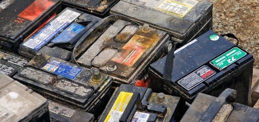 Утилизация аккумулятора