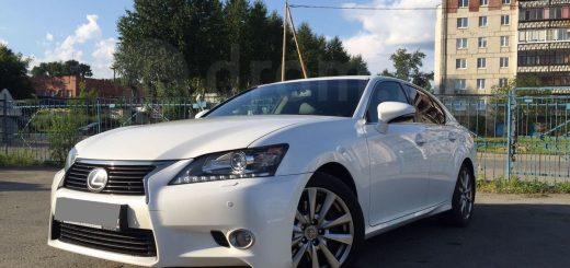купить Lexus в Екатеринбурге
