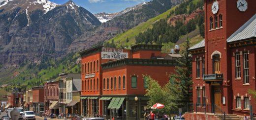 VIP перевозки в США штат Колорадо