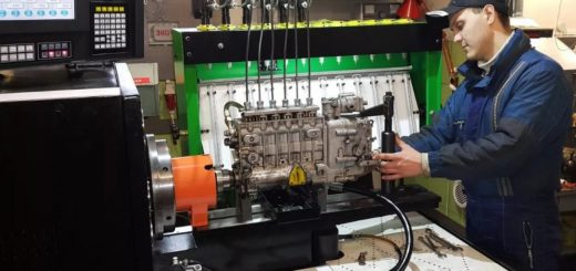 испытания и ремонта дизельной топливной аппаратуры