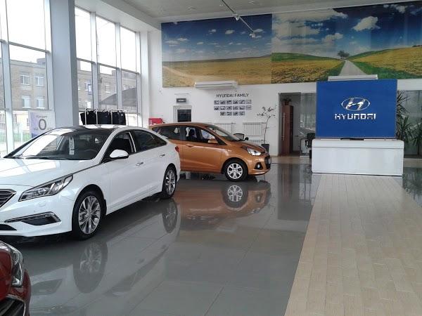Hyundai Запорожье – это современный автосалон