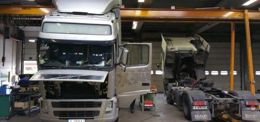 ремонт грузовых автомобилей и спецтехники